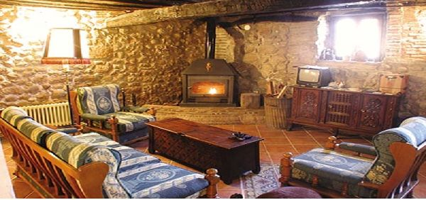 Decoracion de interiores antiguos for Decoracion rural interiores