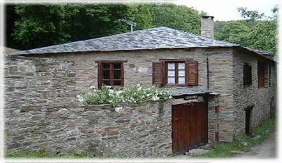 Asetur casa rural casa cruceiro de goo en eirexalba de terra de lemos - Casa rural terra ...
