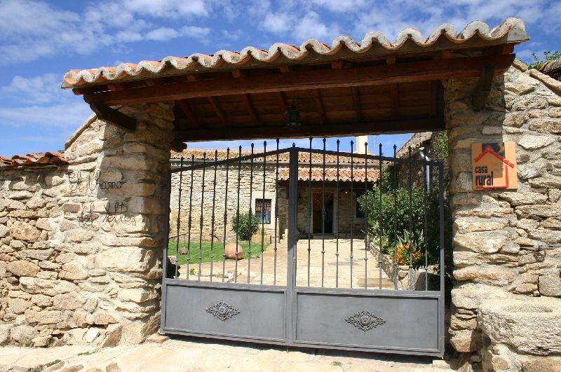 Fotos de entradas de casas porches originales entrada - Entradas de casas de campo ...