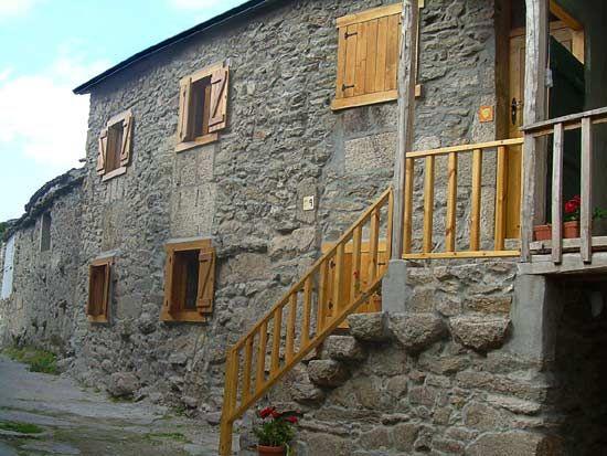 Asetur casa rural por habitaciones a casa das cestas en anagaza a de terra de trives - Casa rural terra ...