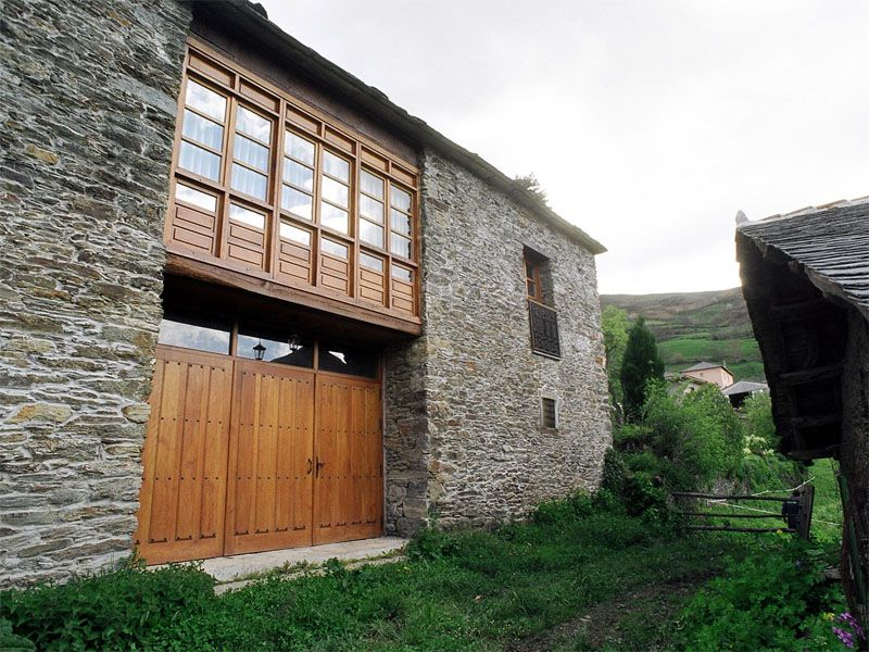 Turismo rural en espa a asetur - Fotos de casas de piedra ...