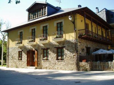 Turismo rural en espa a asetur - Casa rural san esteban del valle ...